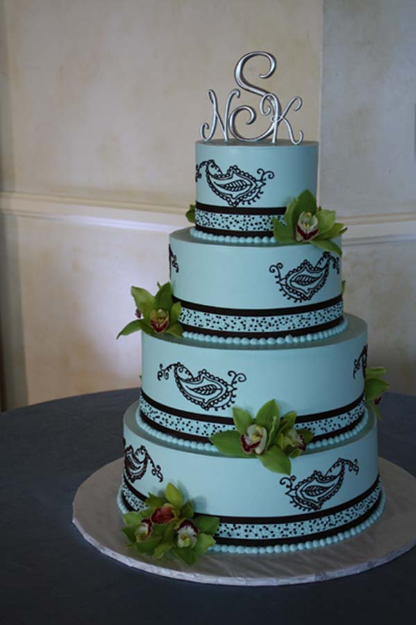 jamaican wedding cake - photo #1