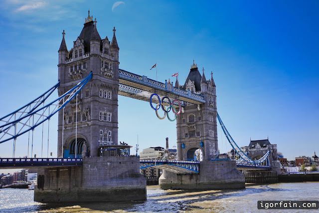 tower bridge london olympic games