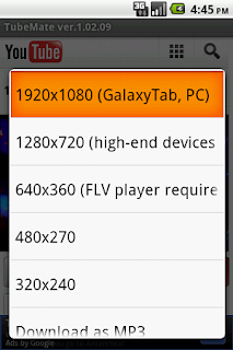 Tải Tubemate 2.2.6 Cho Android, IOS
