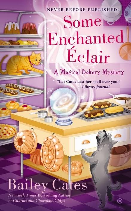 Magical Bakery Mystery #4