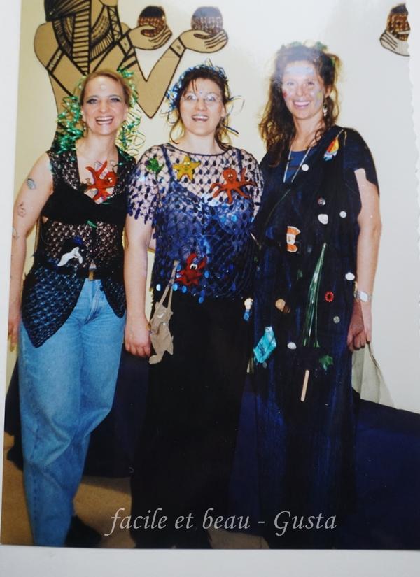 Facile Et Beau Gusta Faschings Kostume
