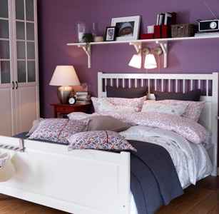 Ikea Hemnes Bed Frame Twin