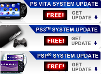 FREE PS3, PSP, & PS VITA SYSTEM UPDATE