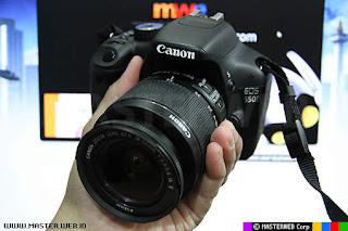 Memilih  Kamera DSLR