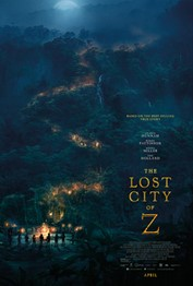 Ver The Lost City of Z (la ciudad perdida) 2017 Online HD