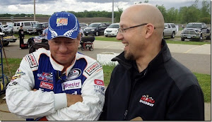 Jason with Ken Schrader