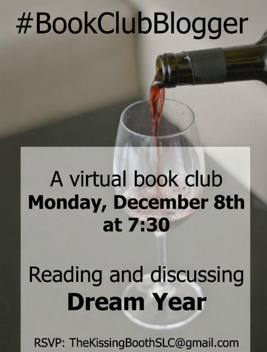dream year - book club