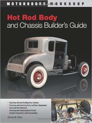 Hot Rod Body Builder's Guide