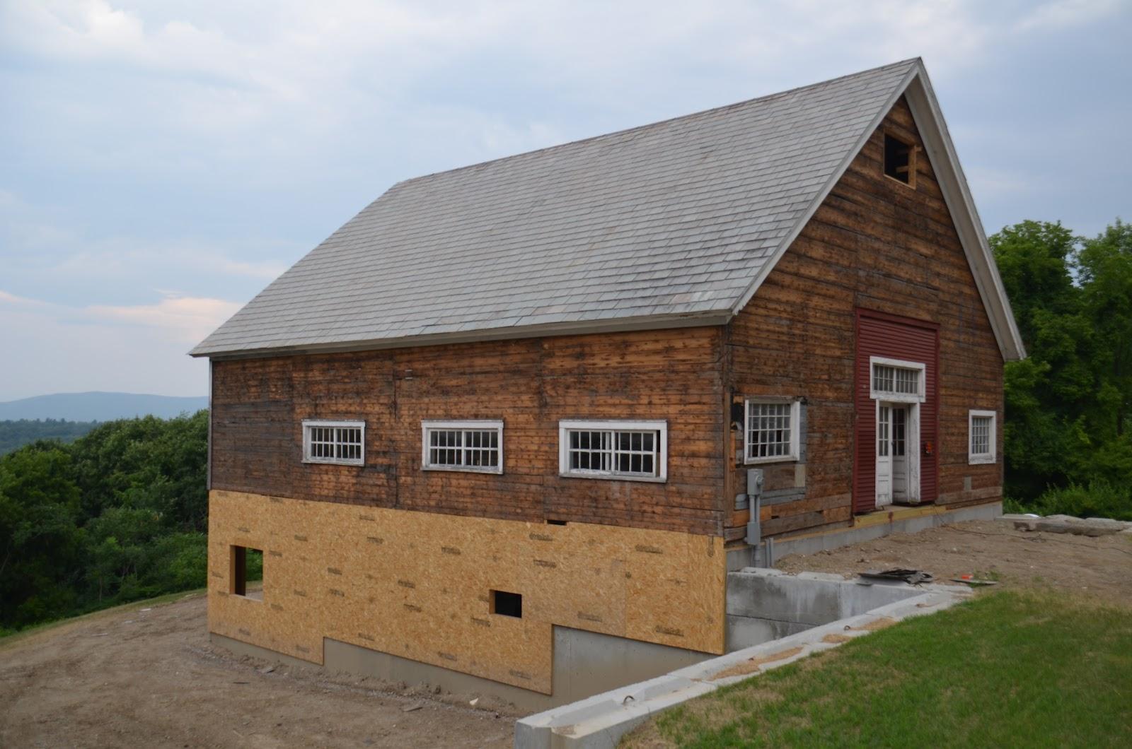 Middlebury barn renovation for Barn renovation