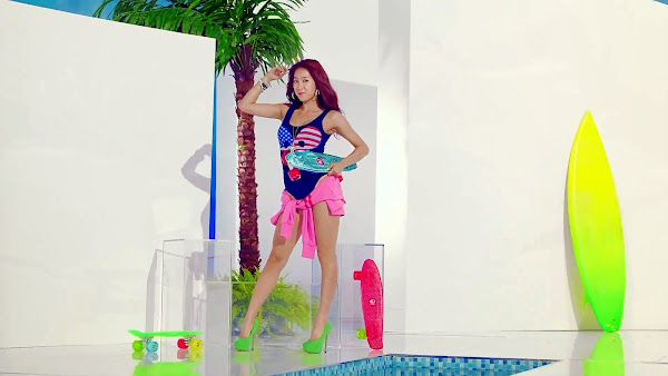 SISTAR Soyou Touch My Body