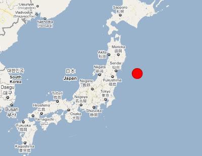 terremoto en japon hoy 9 julio 2011