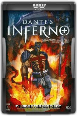 Dante's Inferno - Uma Animação Épica Torrent Dublado