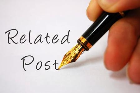 bài viết liên quan blogspot