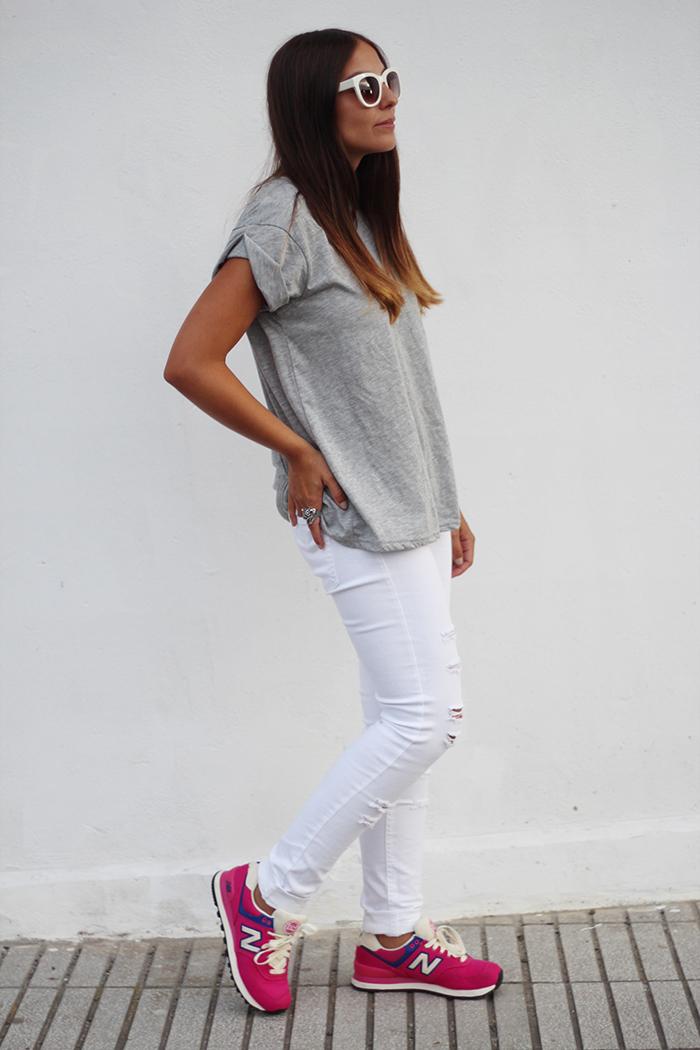 ALL THAT SHE WANTS - blog de moda Pink New Balance