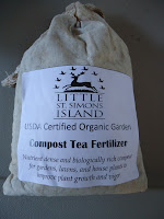 organic gardening, compost tea