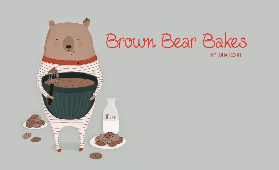 Brown Bear Bakes