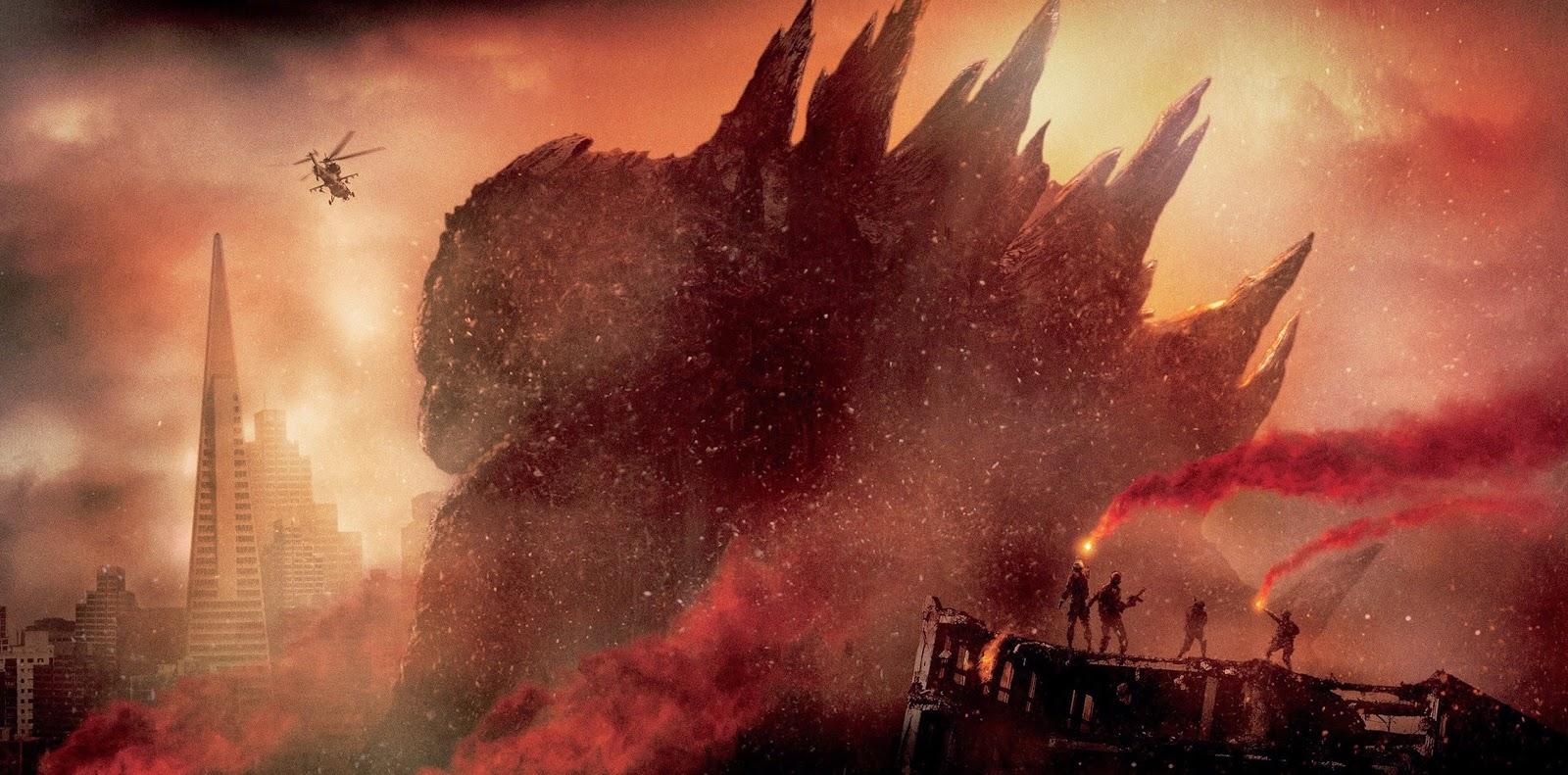 Sequência de Godzilla está em desenvolvimento