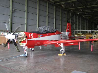 Pesawat Tempur Latih KT-1B Wong Bee
