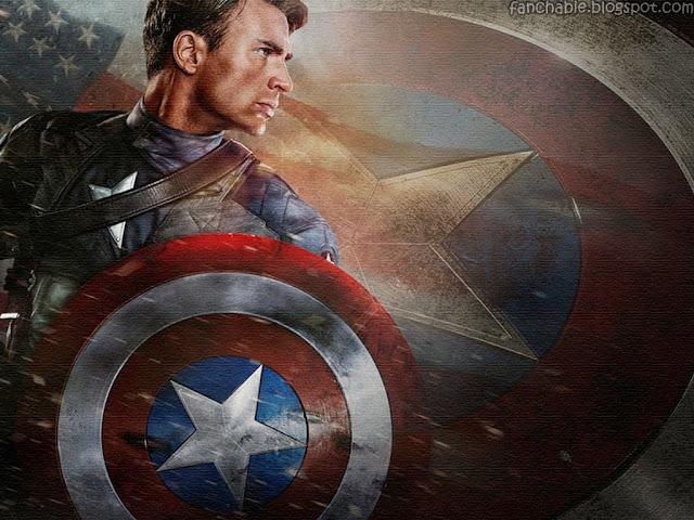 Captain America 2 Wallpapers