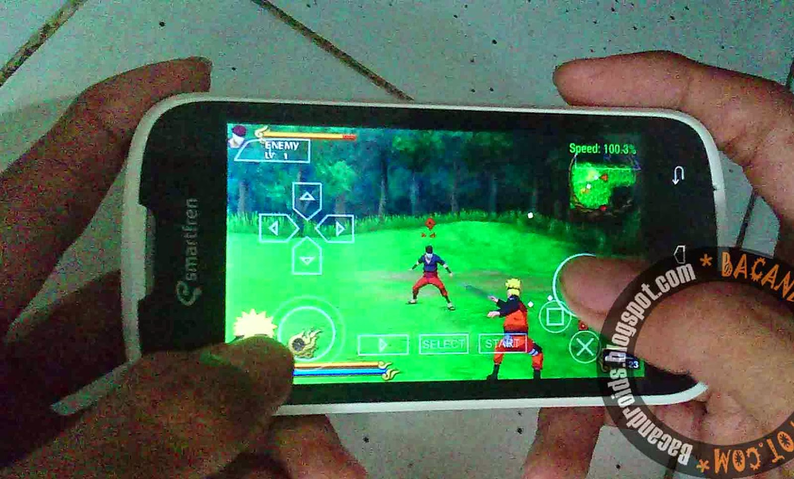 Aplikasi Emulator PSP Android anti Lemot