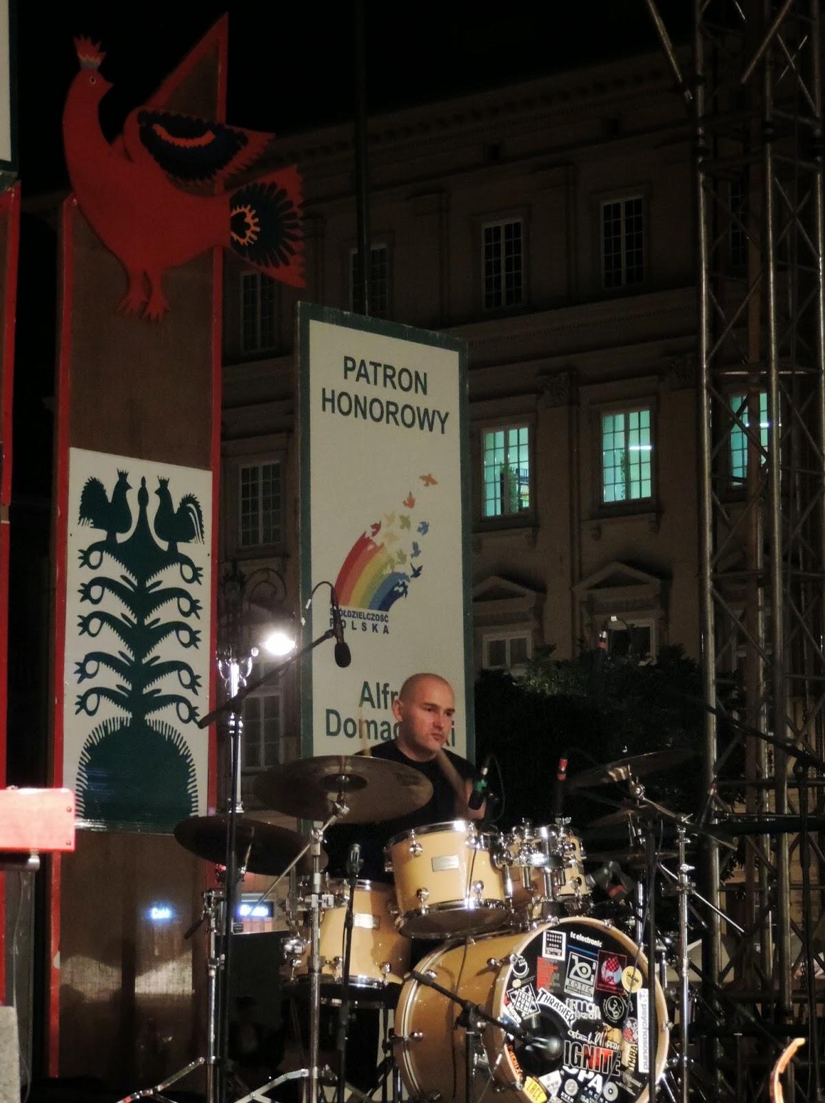 Perkusista | Susanna's drummer