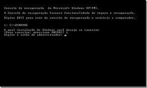 Resolvendo problemas de inicialização do Windows XP - Arquivo hall.dll