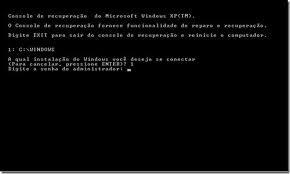 Resolvendo problemas de inicialização do Windows XP - Arquivo hall.dll