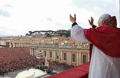 Habemus Papam Benedict XVI