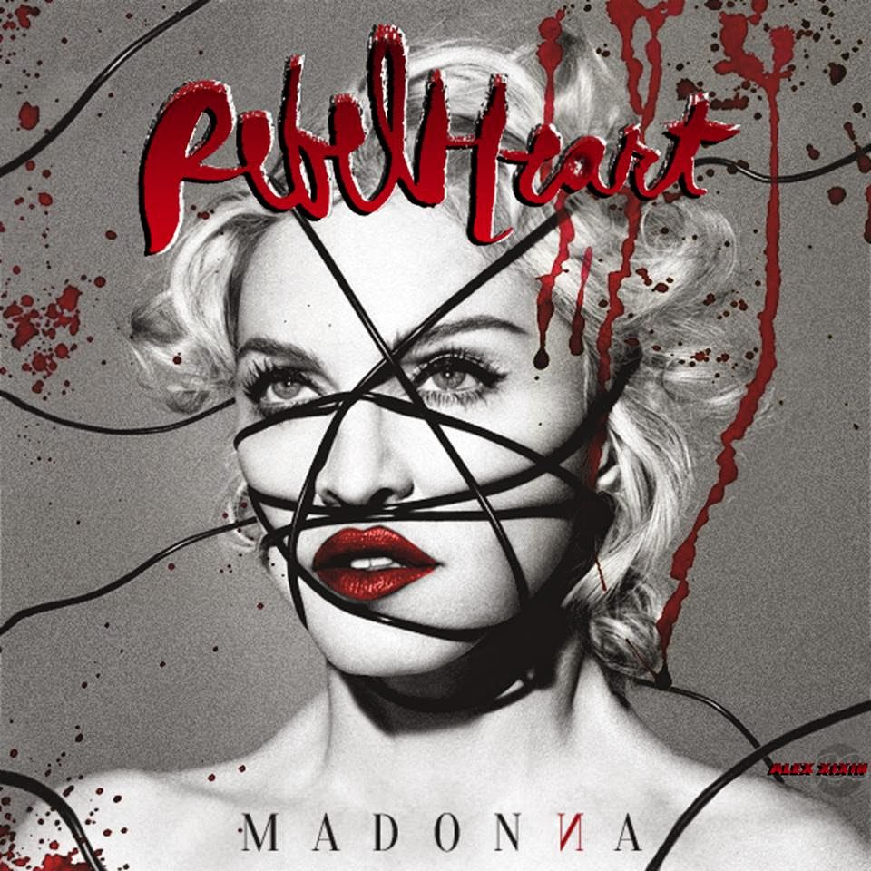 Madonna - Rebel Heart (2014)