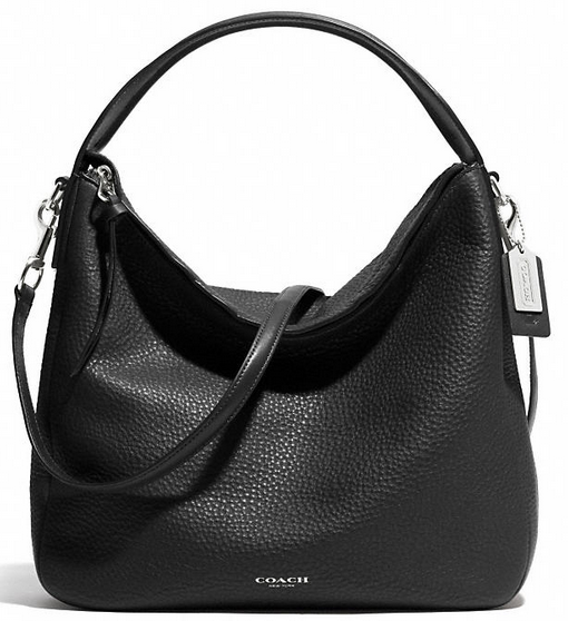 coach hobo bags outlet p2oi  Coach Bleecker Sullivan Hobo in Pebbled Leather 31623