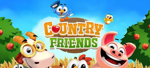 Download Country Friends v1.0.1f Apk + Data