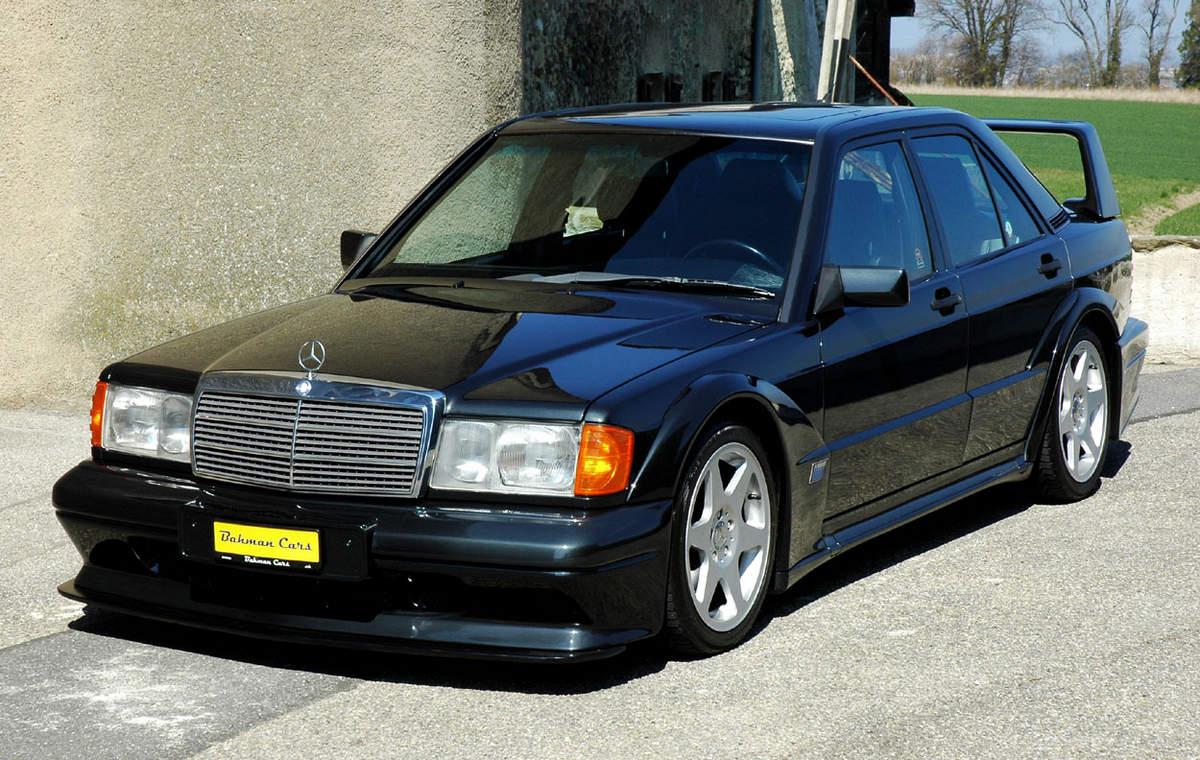 Fab wheels digest f w d 1990 mercedes benz 190e 2 5 16 for Mercedes benz 190e rims
