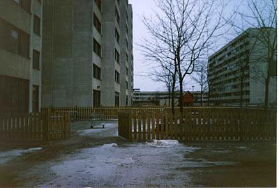 Sollentuna 1989, höghus. foto: Reb Dutius