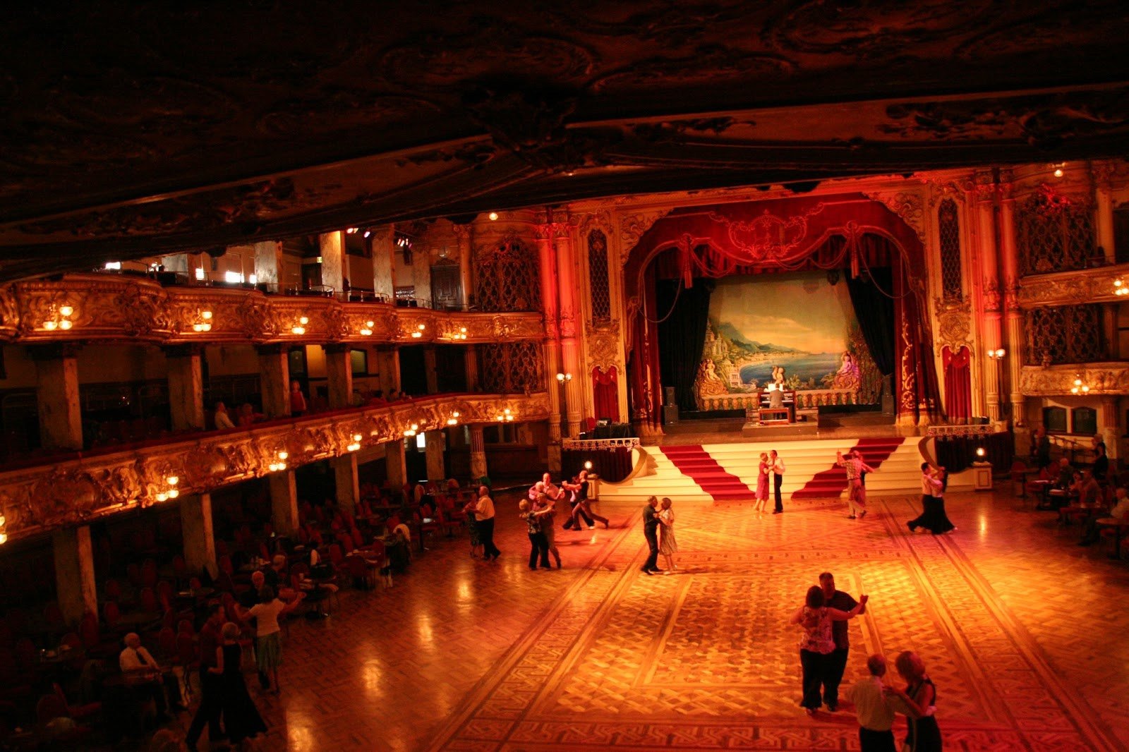 blackpool tower ballroom wallpapers - photo #42