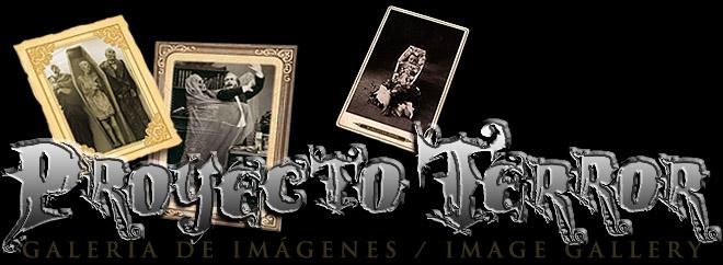 Galería fotográfica de Proyecto Terror / Proyecto Terror photo gallery