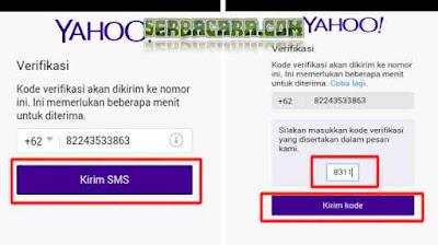 Cara Mendaftar Yahoo