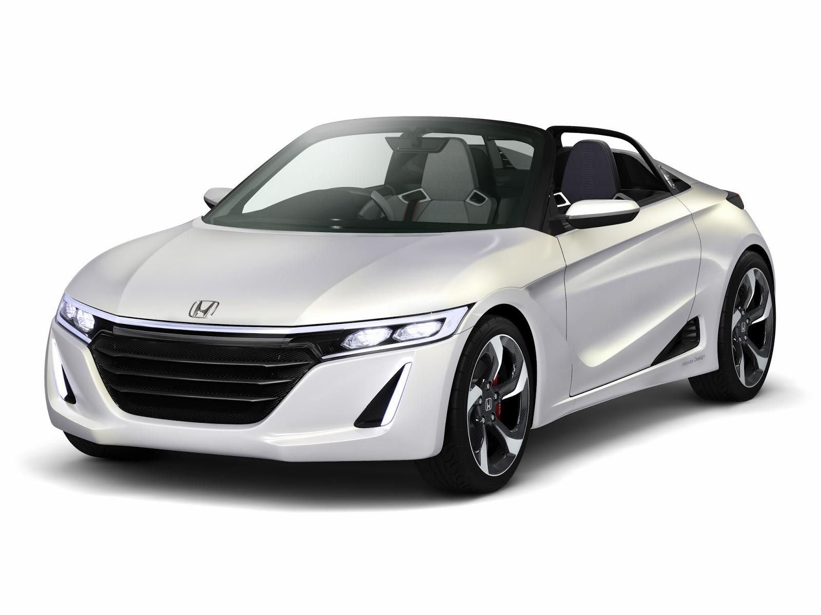 Honda auf der Tokyo Motor Show 2013