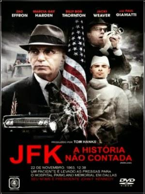 JFK: A História Não Contada   Dublado Download