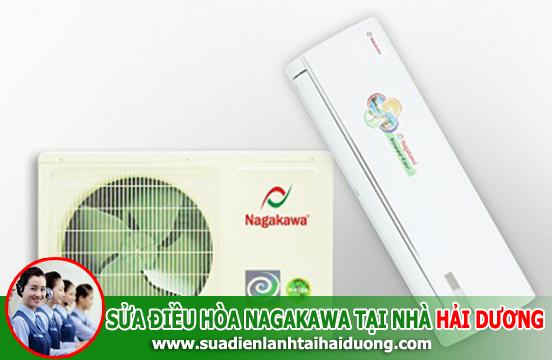 Sửa chữa điều hòa Nagakawa tại nhà Hải Dương