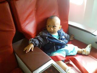 Tiket Pesawa untuk anak dibawah 2 tahun
