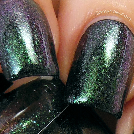 CrowsToes Season of the Witch swatch macro