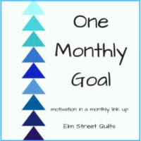 One Monthly Goal 2018