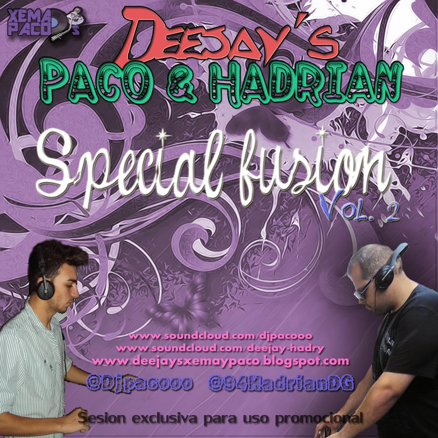 http://www.mediafire.com/download/b5u66q6v3b7r3dd/Deejay_Paco_&_Deejay_Hadrian_Special_Fusion_Vol._2.rar