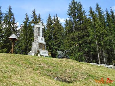 Monumentul Eroilor Toplita