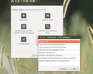 y ppa manager 0.0.9.0