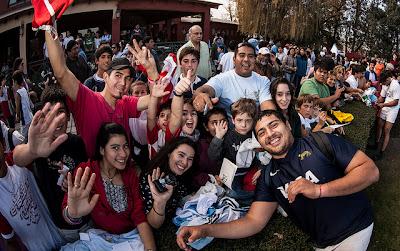 Los Pumas hicieron doble turno en Salta