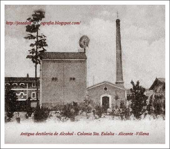 Jose m deltell fotografias antigua chimenea en sat - Chimeneas en alicante ...