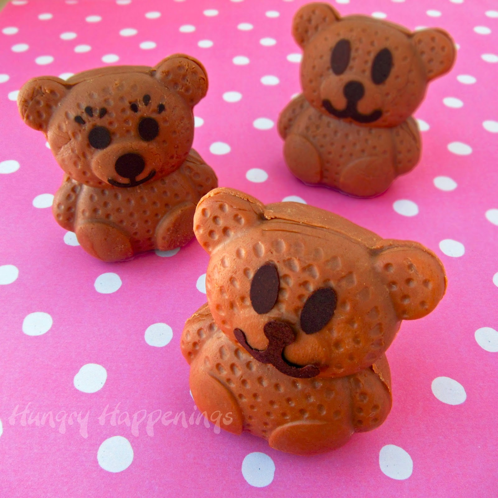 sweet and salty teddy bear pretzels hungry happenings
