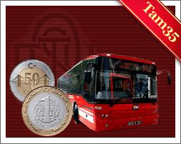 Eshot Otobüs Ücret Tarifesi
