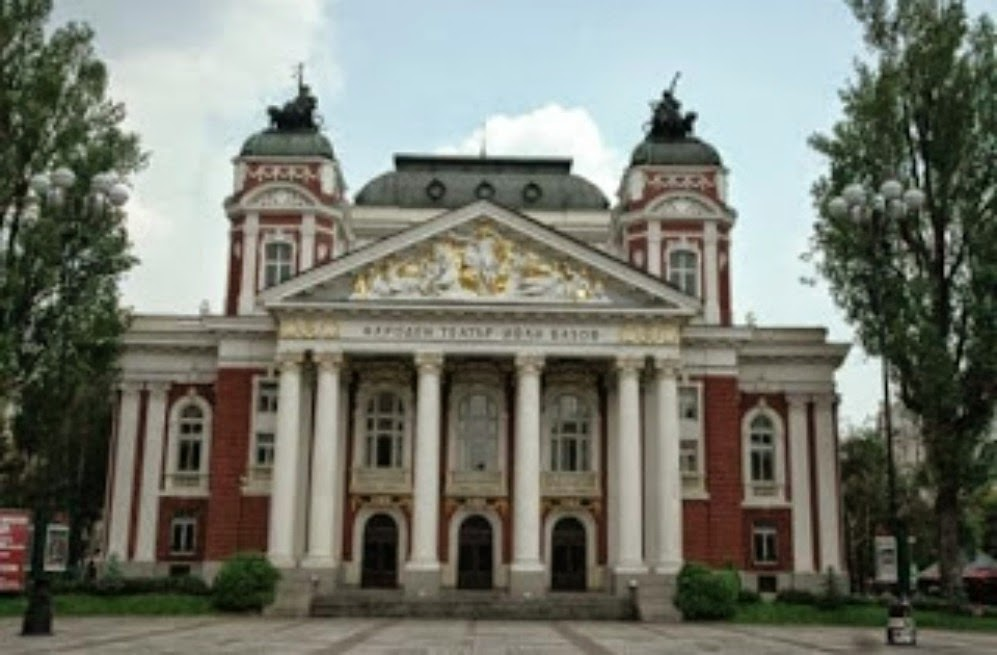 Teatro Nacional Iván Bazov